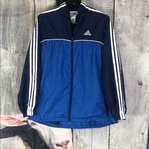 Adidas Men Light Jacket Size Large